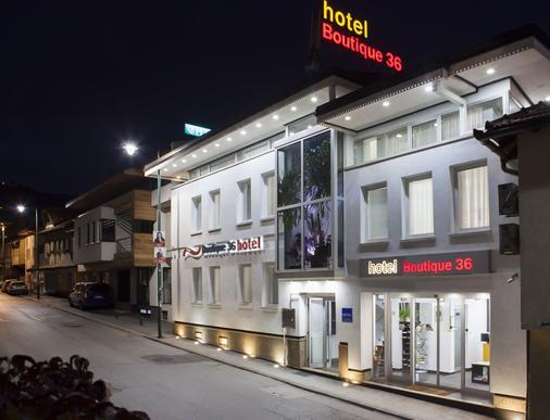 Hotel Boutique 36 - Sarajevo - Toà nhà