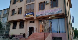 Hostel Mukarram - Bukhara - Building