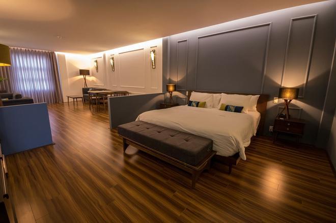Danang Boutique Hotel - Da Nang - Bedroom