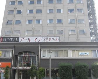 R·inn Fukchiyama - Fukuchiyama - Gebäude