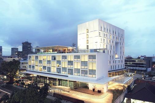 Morrissey Hotel Residences - Jakarta - Toà nhà