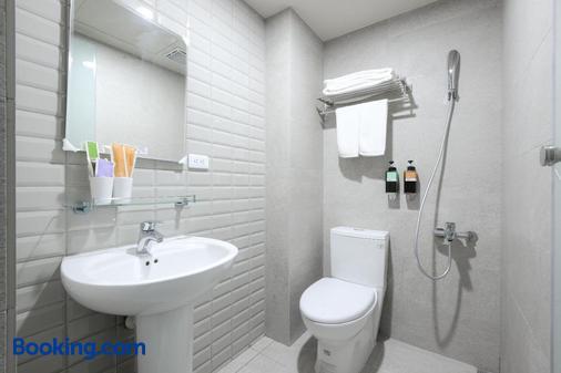 Taichung City Visa - Taichung - Bathroom