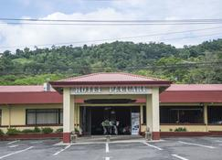 Hotel Pacuare - Siquirres - Edificio