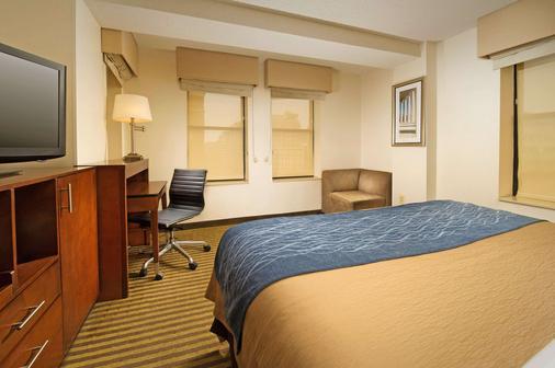 Comfort Inn Downtown DC/Convention Center - Washington - Bedroom