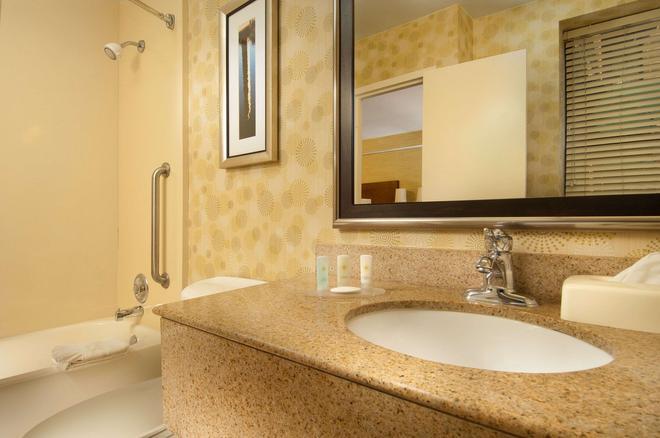 DC 市中心凱富酒店暨會議中心 - 華盛頓 - 華盛頓 - 浴室