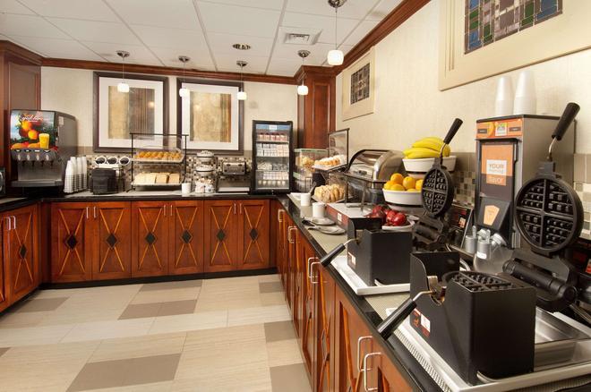 DC 市中心凱富酒店暨會議中心 - 華盛頓 - 華盛頓 - 自助餐