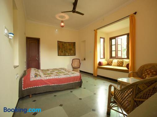 Krishna Ranch - Udaipur - Bedroom
