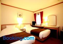 神箭飯店 - 大阪 - 臥室