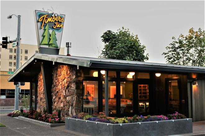 Timbers Motel - Eugene - Building