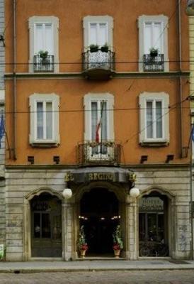 Hotel Regina - Μιλάνο - Κτίριο