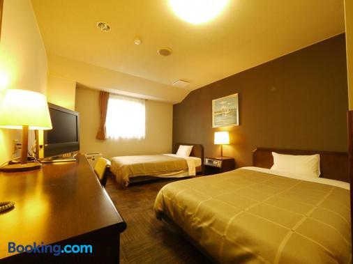 Hotel Route-Inn Ageo - Ageo - Bedroom