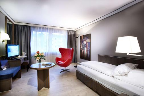 Hotel Dusseldorf City By Tulip Inn - Düsseldorf - Makuuhuone