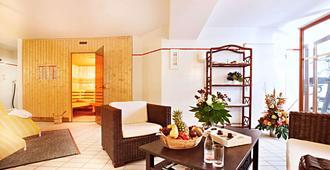 Hotel Dusseldorf City By Tulip Inn - Düsseldorf - Vardagsrum