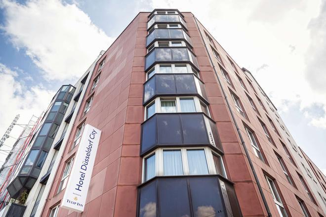 Hotel Dusseldorf City by Tulip Inn - Ντίσελντορφ - Κτίριο