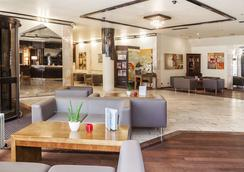 Hotel Dusseldorf City by Tulip Inn - Ντίσελντορφ - Σαλόνι ξενοδοχείου