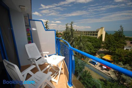Aphrodite Hotel - Varna - Balcony
