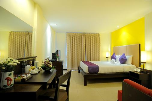 Baramee Resortel - Patong - Makuuhuone