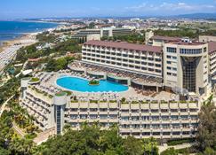 Melas Resort Hotel - Side - Edificio