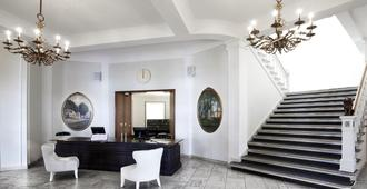 First Hotel Grand - Οντένσε - Ρεσεψιόν
