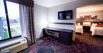 Best Western Plus Music Row - Нэшвилл - Спальня