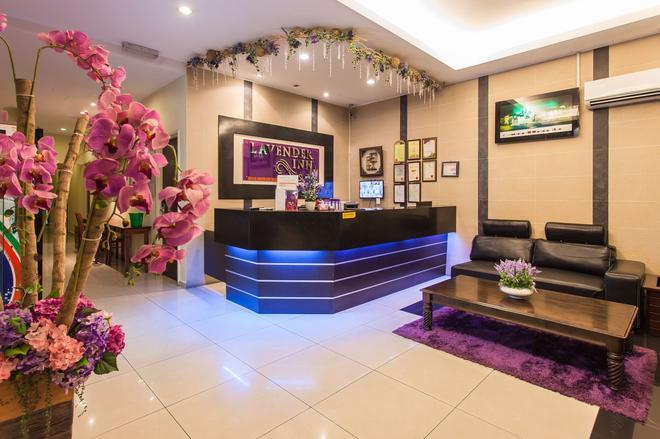 Lavender Inn Permas - Johor Bahru - Lễ tân