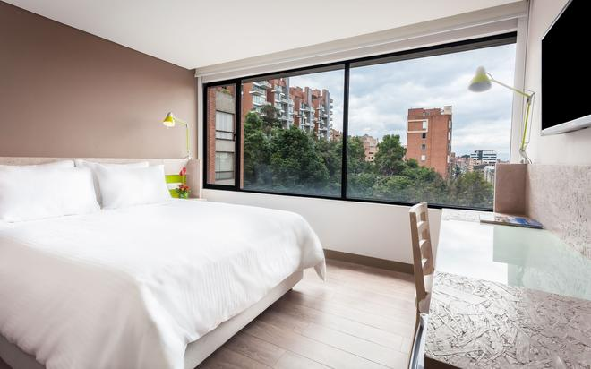 Mika Suites - Bogotá - Makuuhuone