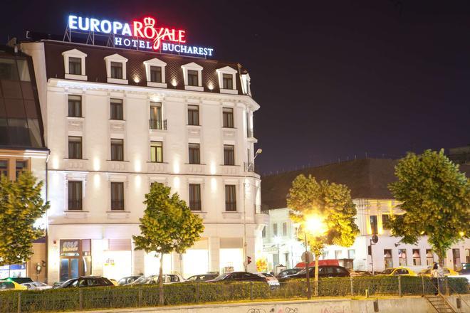 Europa Royale Bucharest - Bucharest - Building