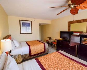 The Royal Inn Beach Hotel Hutchinson Island - Fort Pierce - Schlafzimmer