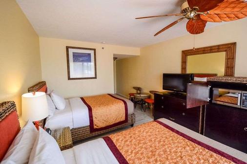 The Royal Inn Beach Hotel Hutchinson Island - Fort Pierce - Κρεβατοκάμαρα