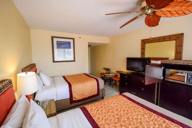 Royal Inn Beach Hutchinson Island - Fort Pierce - Bedroom