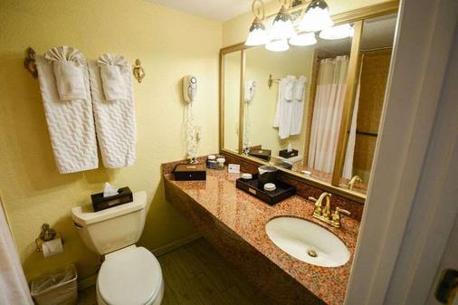 The Royal Inn Beach Hotel Hutchinson Island - Fort Pierce - Μπάνιο
