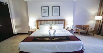 1825 Gallery Hotel - Malacca - Bedroom