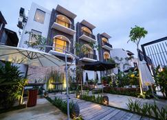 1825 Gallery Hotel - Malacca - Κτίριο