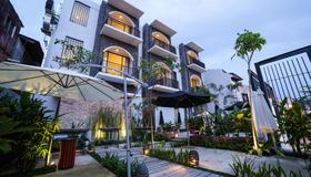 1825 Gallery Hotel - Malacca - Building