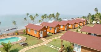 Ozran Heights Beach Resort - Vagator - Building