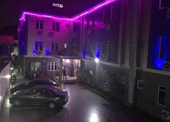 Purple Crown Hotel - Lagos - Vista del exterior
