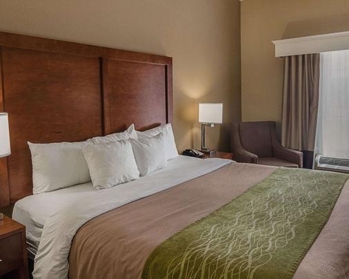 Comfort Inn - Midland - Κρεβατοκάμαρα