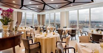 迪萬卡拉漢酒店 - 精品級 - 安卡拉 - 安卡拉 - 餐廳