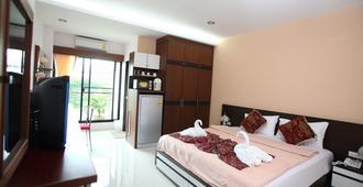 Pattara Place - Чианг-Май - Спальня