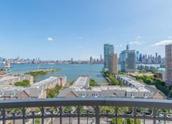 Skyline Luxury Home Suites at Newport - Jersey City - Vista del exterior