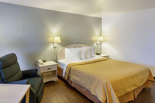 Econo Lodge Downtown South - Σαν Αντόνιο - Κρεβατοκάμαρα