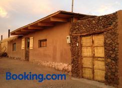 Hostal Lackuntur - San Pedro de Atacama - Edificio