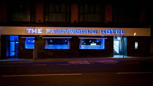Printworks Hotel - Liverpool - Building