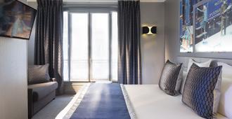 Hotel Palym - Paris - Soveværelse