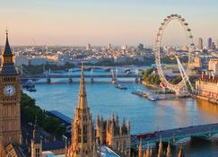 Smart City Apartments - City Road - London - Outdoor view