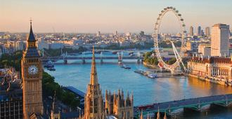Smart City Apartments - City Road - לונדון - נוף חיצוני
