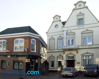 Pension Delfzijl - Delfzijl - Building