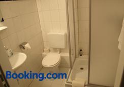 Hotel-Pension Dorma - Berlin - Bathroom