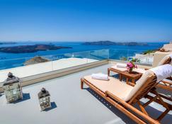 Damigos Caldera World - Firostefani - Balcony