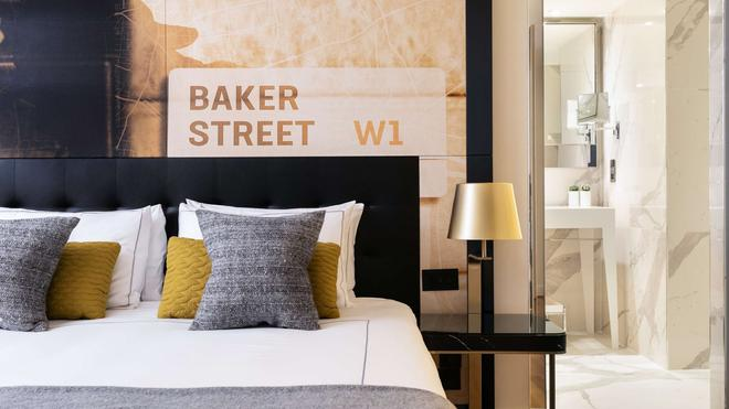 Holmes Hotel London - London - Bedroom
